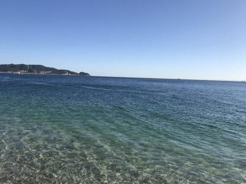 吹上浜すごい綺麗